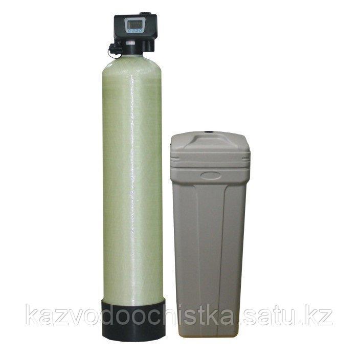 Автоматический фильтр умягчения воды в комплекте  S-844-RM