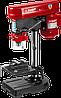 Сверлильный станок, ЗУБР 350Вт, 5 скор., патрон 13мм, ход 50мм, посадка В16(МТ2), безоп. вык-ль, тиски