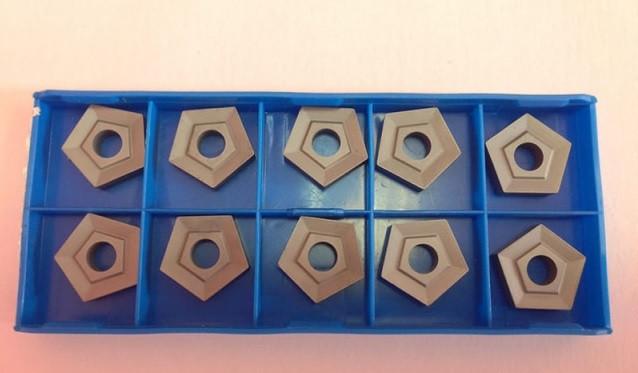 Пластина 5-гранная PNUM (10114)-110408 Н30 (Т5К10)