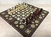 Шахматы, шашки, нарды 3в1, фото 5