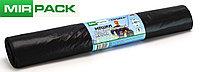 """Мусорный пакет 180 л, 5 шт/рул """"СТРОЙКА"""" для строительного мусора, ПВД, 65мкм, 90*110 см, черные, фото 1"""