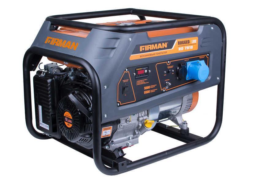 Бензиновый генератор RD7910