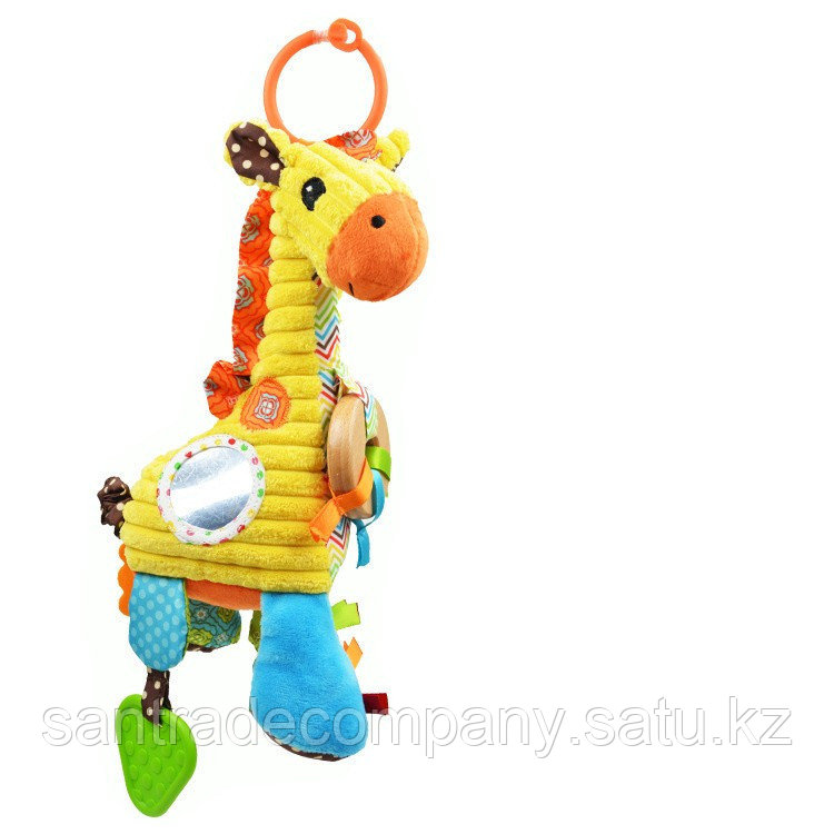 Развивающая игрушка Жираф  SOZZY