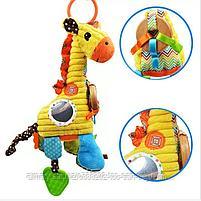 Развивающая игрушка Жираф  SOZZY, фото 2