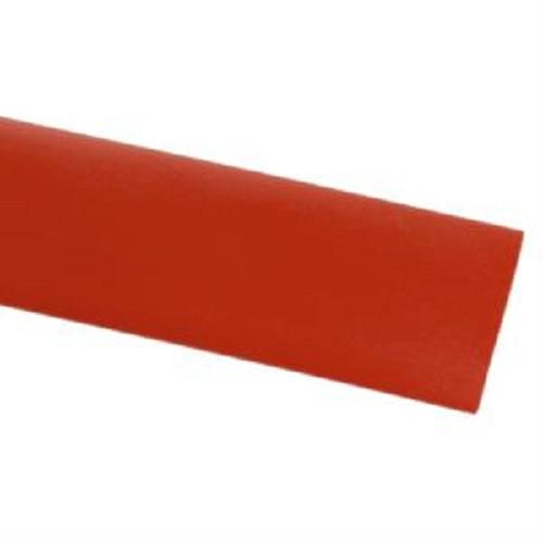 Термоусадочная трубка 2,0 /1,0 мм, (2:1), красная (бухта 200 м)  REXANT (49-0204)