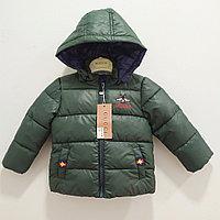 """Осенняя куртка """"GUCCI"""" для мальчиков 3-7 лет."""