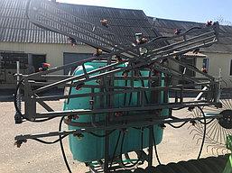 Усиленный опрыскиватель серии OGR 800л-12м,14м,16м,18м (Россия), фото 2