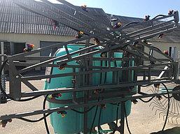 Усиленный опрыскиватель серии OGR 800л-12м,14м,16м,18м (Россия), фото 3