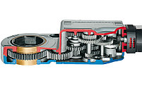 """Набор SUPERTRONIC 2000 в пластмассовом чемодане D 1/2"""" - 2"""" BSPT SUPER-EGO, фото 2"""
