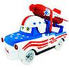 Cars 2 Тачки Мэтр с ракетой музыкальный Battery Operated Light and Music