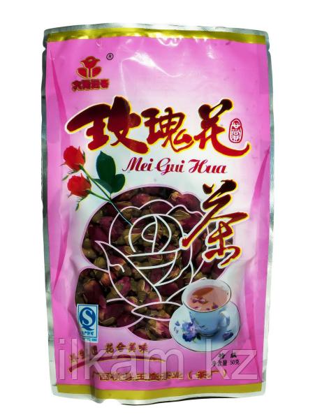 Китайский чай из бутонов розы, 50 г
