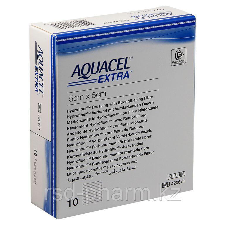 Аквасель Экстра (Aquacel Extra)  5x5cm