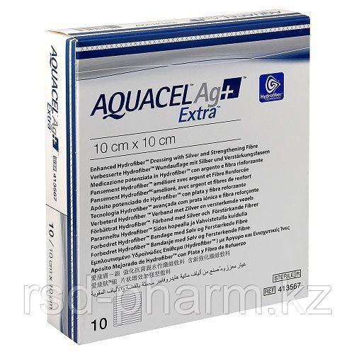Аквасель  Экстра с серебром ПЛЮС  15х15 см