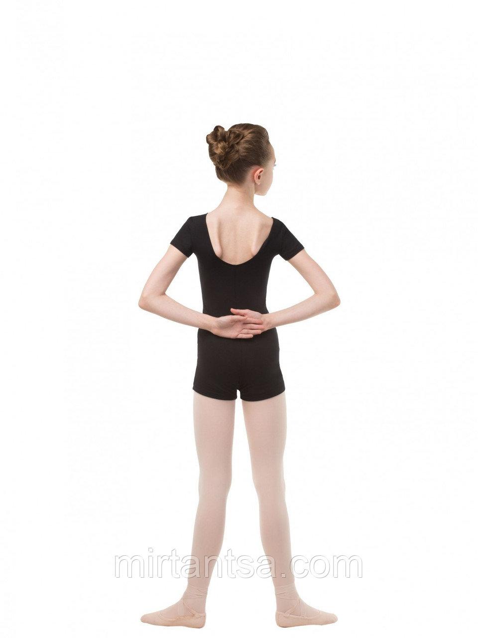 FD830 Комбинезон для хореографии,  танцев и гимнастики  28 размер