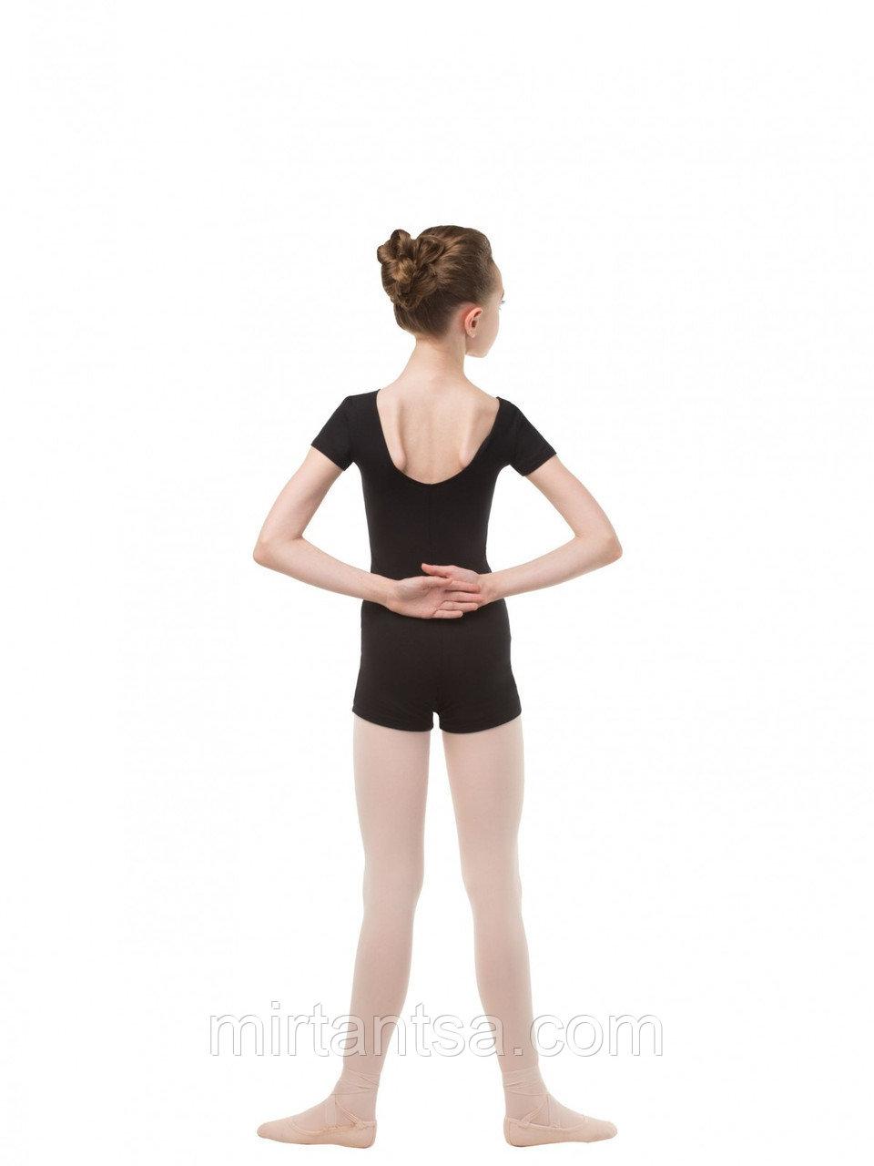 FD830 Комбинезон для хореографии,  танцев и гимнастики  32 размер