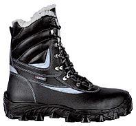 Водоотталкивающая кожаная обувь NEW BARENTS S3 CI SRC
