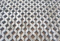 Решетка газонная косая