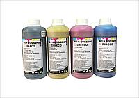 Эко-сольвентные краски BOSSRON DX6 -eco