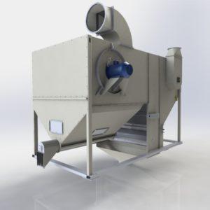 Сепараторы предварительной подготовки зерна СППЗ-60
