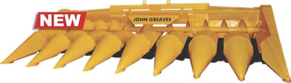 Жатка кукурузная ЖК-80 (жатка приставка для уборки кукурузы)