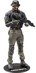 "Call Of Duty ""Modern Warfare"" Коллекционная фигурка Капитан Джон Прайс"