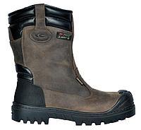 Ботинки из водоотталкивающего нубука BARANOF UK S3 CI HRO SRC