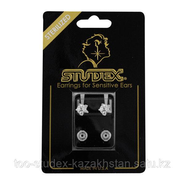 Серьги STUDEX Select в стерильной упаковке для прокола - фото 2