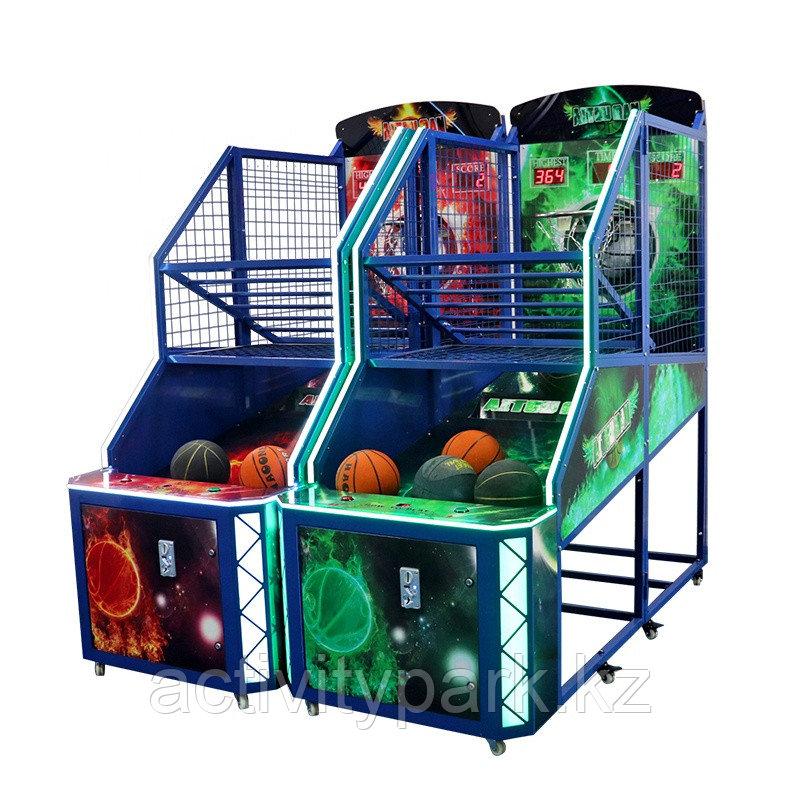 Игровой автомат - Basketball machine