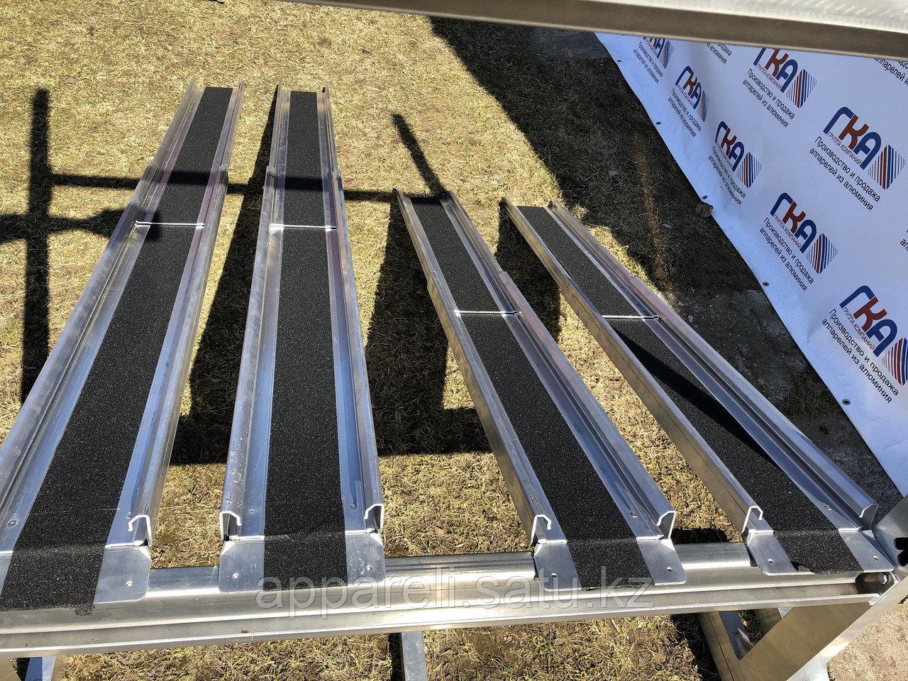Алюминиевые аппарели сходни трапы от производителя