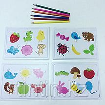 Карточки - Цвета, фото 3