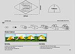 Палатка The North Face X-ART 1507 трехместная, фото 2