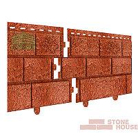 Фасадная панель акриловая Stone House (красный кирпич)