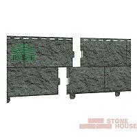 Фасадная панель акриловая Stone House (изумрудный камень)