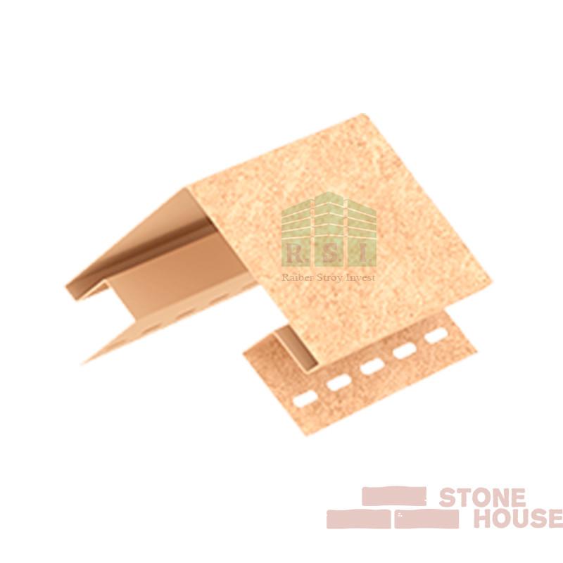 Наружный угол Stone House (песочный кирпич)