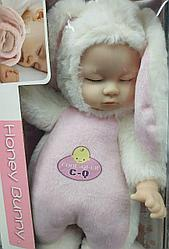 Кукла сплюшка Зайчонок
