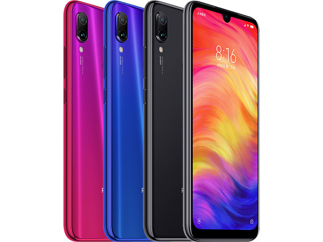Redmi Note 7 4/128GB Blue