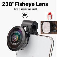 Объектив рыбий глаз Ulanzi HD 7.5mm 238 Fisheye Lens, фото 1