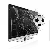 Защитный стекло для всех smart телевизоров