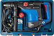 Перфоратор SDS-Max, ЗУБР Профессионал ЗПМ-40-1100 ЭК, 0-2800 уд/мин, 12 Дж, 7 кг, 1100 Вт, кейс, фото 3