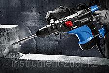 Перфоратор SDS-Max, ЗУБР Профессионал ЗПМ-40-1100 ЭК, 0-2800 уд/мин, 12 Дж, 7 кг, 1100 Вт, кейс, фото 2