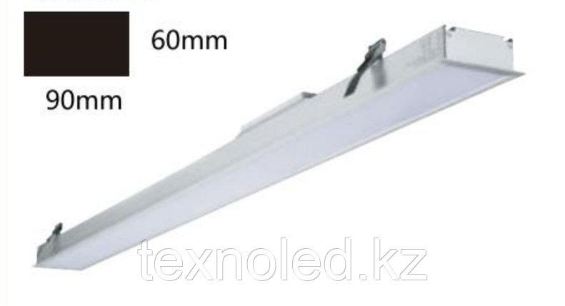Встраиваемый  светильник 150см/50W/любого цвета свечения, фото 2