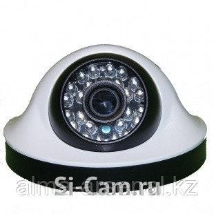 Купольная видеокамера SC-H133F IR
