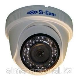 Купольная видеокамера SC-H134V IR