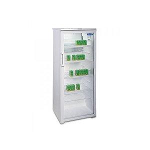 Витринный холодильник под напитки Бирюса
