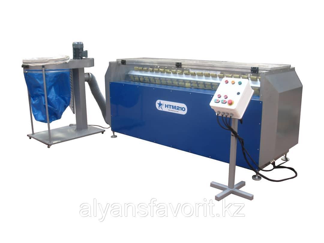 Автоматическая пылевыбивалка HTM 420