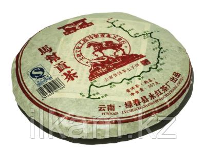 Чай пуэр Yunnan, 357 г