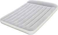 Кровать надувная двуспальная 191x137x30 см, max 273 кг, Bestway Aerolax Double 67462, поверхность флок, встроенный насос