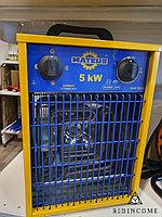 Пушка тепловая электрическая Mateus PLANET50T (5 кВт), фото 1