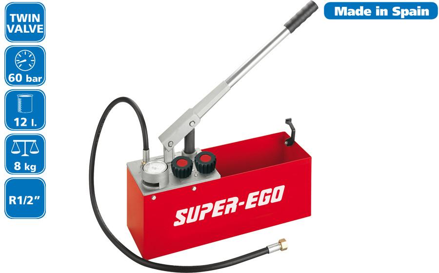 Насосы для испытаний RP50-S SUPER-EGO