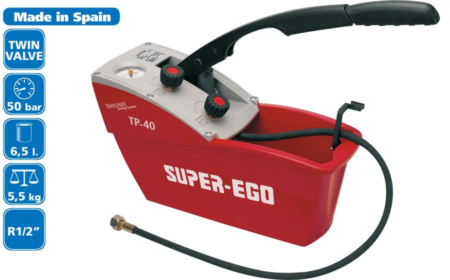 Насос для испытаний TP40-S SUPER-EGO